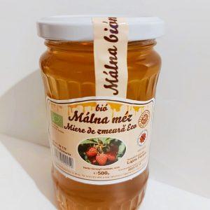 málna méz