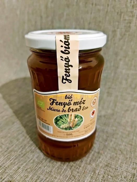 Erdei fenyő bio méz