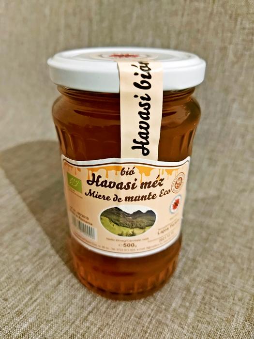 erdei bio havasi méz