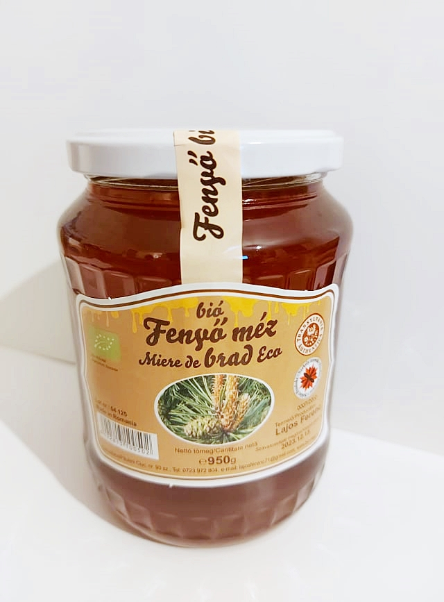 fenyő méz
