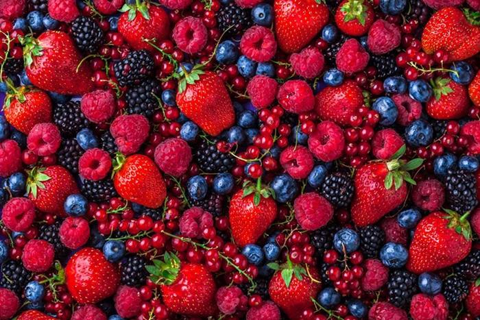vegyes erdei gyümölcslekvár