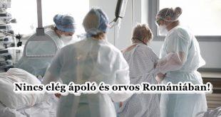 ápoló és orvoshiány van romániában és magyarországon