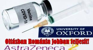 Romániában csak az Európai gyógyszerügynökség álltal jóváhagyott vakcinákat használják!