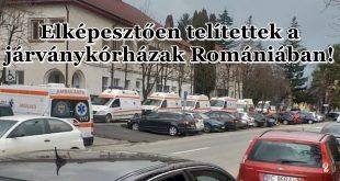 Súlyos a Romániai járványhejzet.
