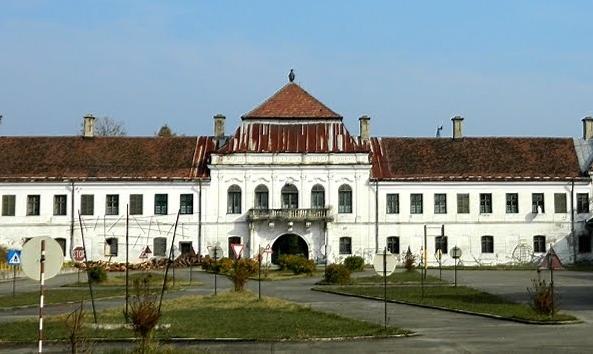 Wesselényi kastély, Zsibó