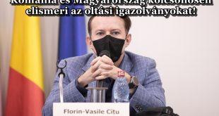 Románia és Magyarország kölcsönösen elismeri az oltási igazolványokat