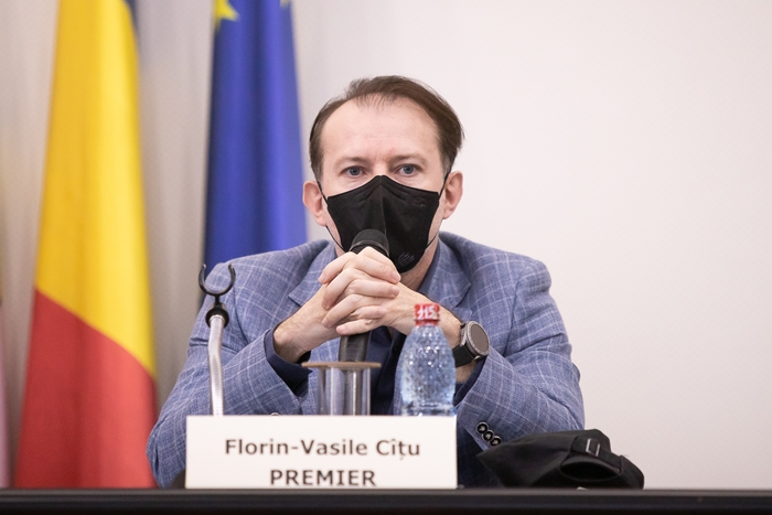 Románia és Magyarország kölcsönösen elismeri az oltási igazolványokat – jelentette ki csütörtökön Florin Cîţu miniszterelnök.
