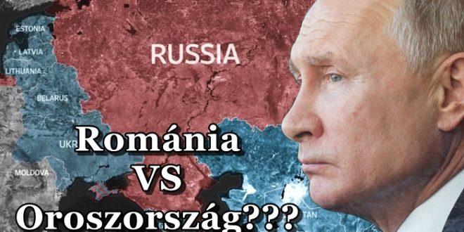 Romania vs Russia, Románia VS Oroszország.