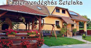 Eszter Vendégház - Zetelaka